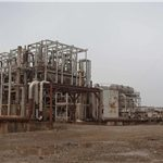 انفجار کارخانه مواد شیمیایی المشراق