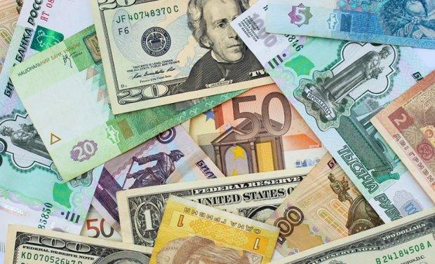 افزایش نرخ رسمی یورو کاهش و پوند / قیمت ۱۰ ارز ثابت ماند